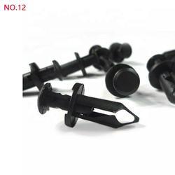 10 X Pour FORD verrouillage écrou trim panel fastener Clips