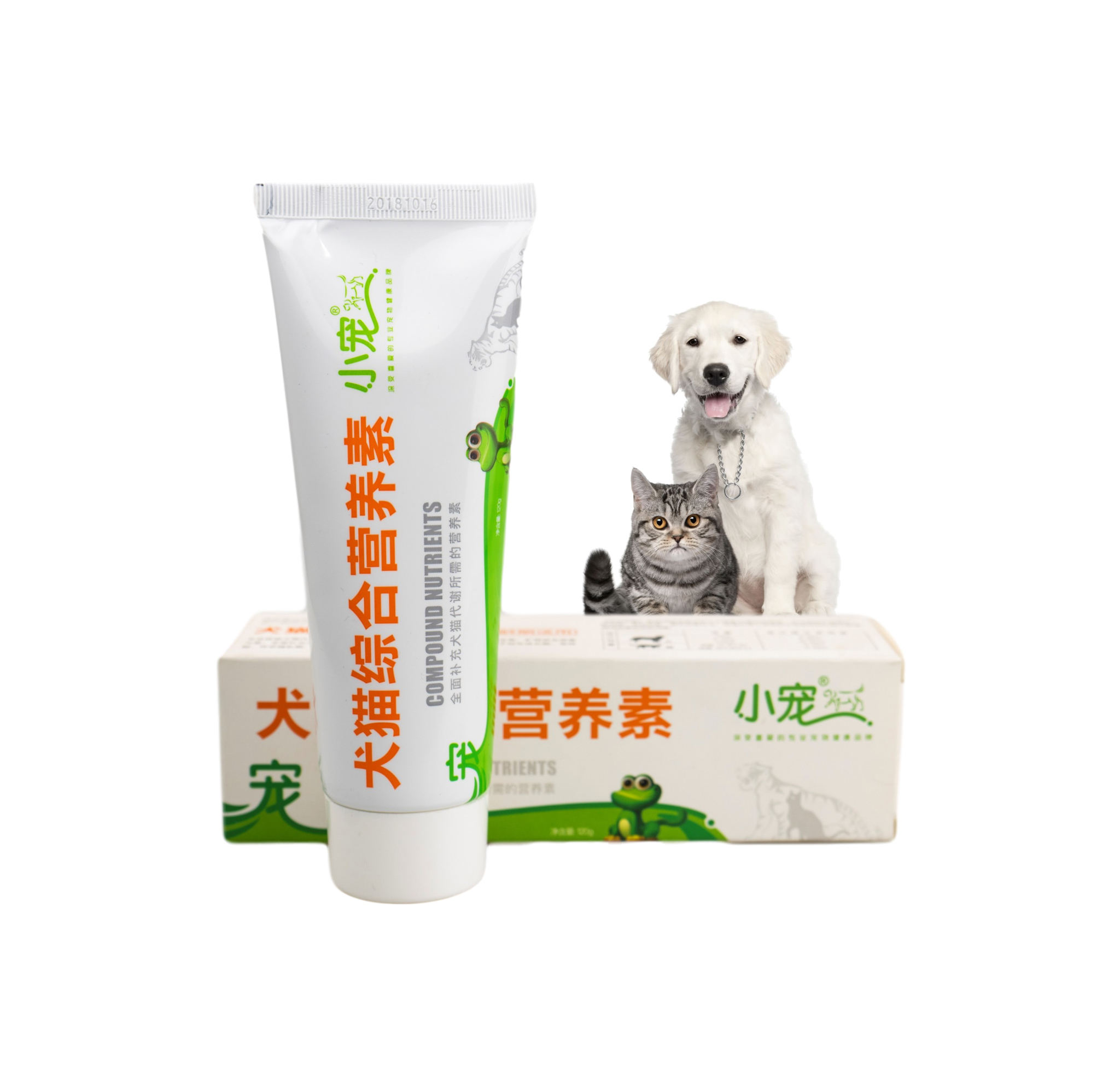Cat Dog Pet Nutrition Paste Nutritional supplement with Multi Vitamins