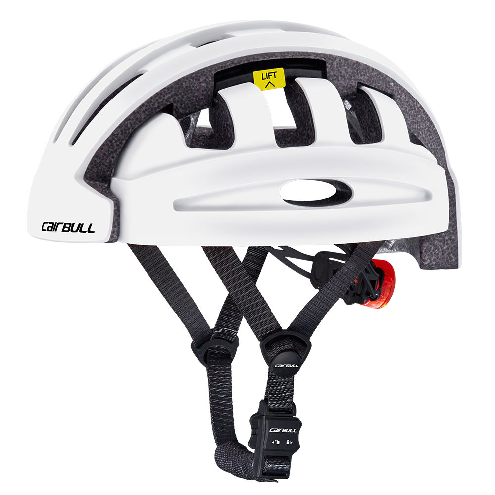 CAIRBULL FIND New Multi-Sport Folding Helmet For Urban Lifestyle City Helmet Cycling Helmet Foldable With Light CE Approved