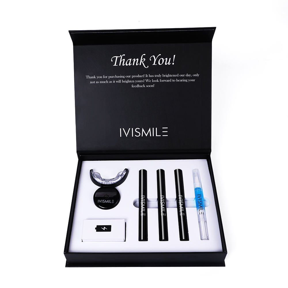 IVISMILE Professional Teeth Whitening LED Kit