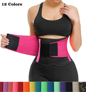 Custom Plus Size Private Label Women Slimming Tummy Workout Compression Neoprene Waist Trainer