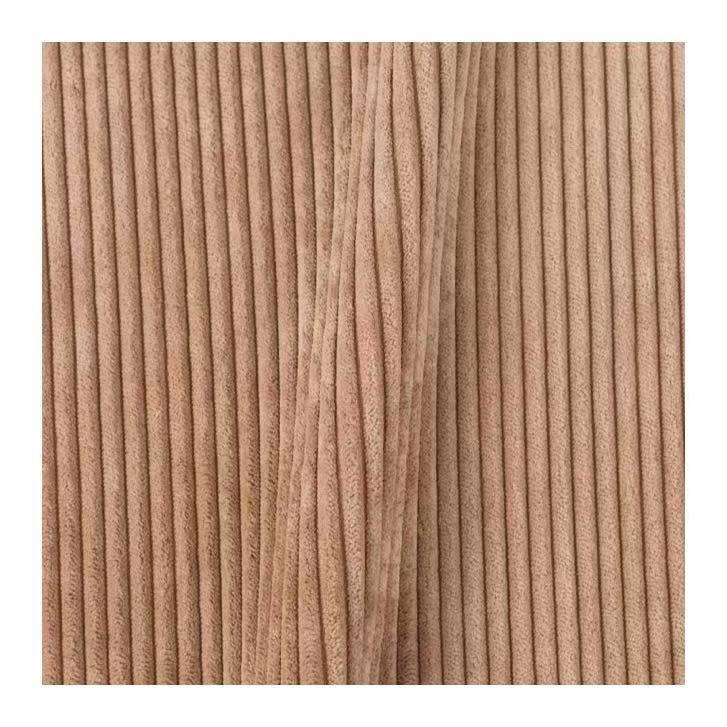 Chinese bascolor company cheap corduroy fabric properties home textile fabric polyester fabric