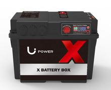 Battery Box for outdoor camping, RV, Marine power box