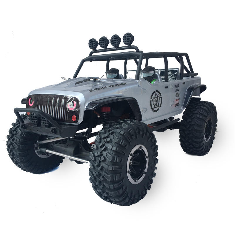 Remo 1073-SJ 1/10 <span class=keywords><strong>Skala</strong></span> Listrik 4WD 2.4Ghz <span class=keywords><strong>Rc</strong></span> Off-Road Brushed Rock Crawler Trail Rig <span class=keywords><strong>Truk</strong></span>