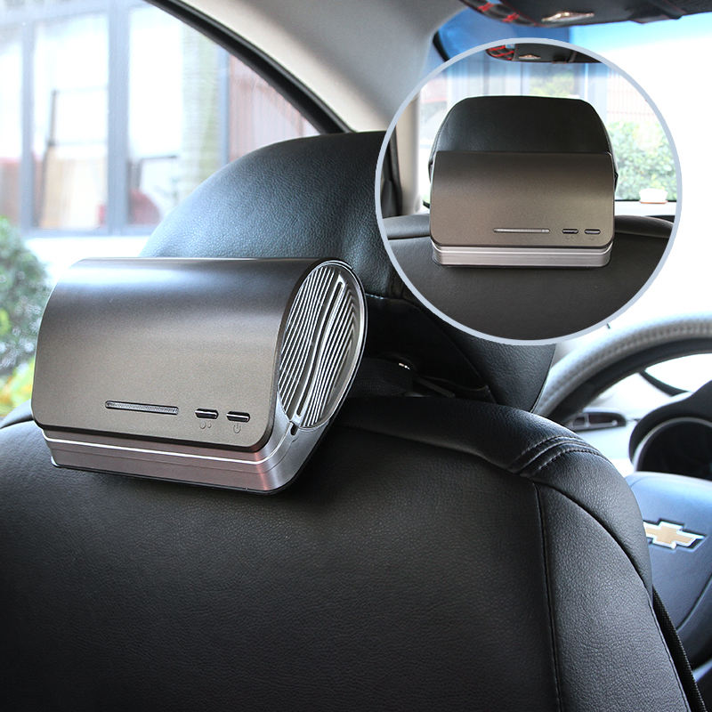 Airbus Novel products for business car air purifier portable mini luxury car air purifier