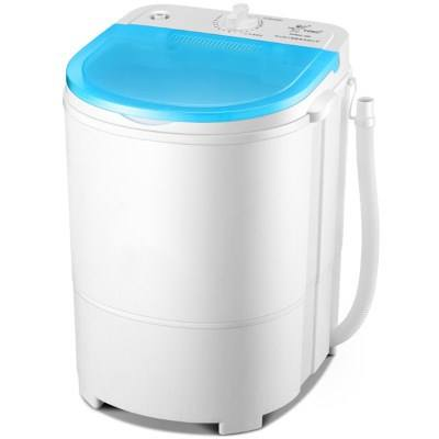 Personal portable mini baby clothes single drum washing machine
