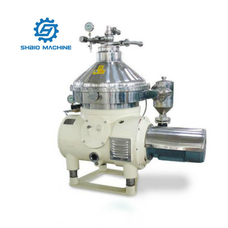 Industrial Dairy Milk Cream Separator for Milk and Whey Skimming 3000-40000L/h