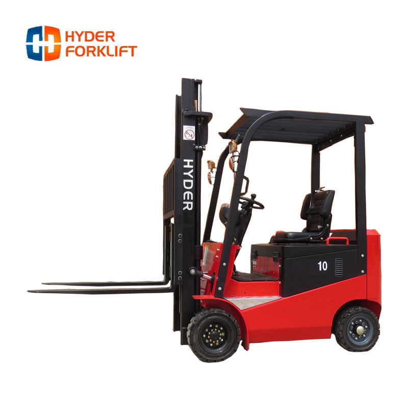 1-2 tons new mini battery forklift truck electric forklift/folklift