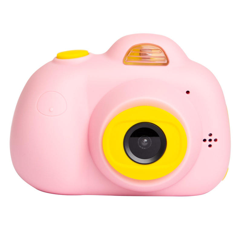 2019 hot Kids camera Boy Girl toys IPS Mini 1080p Record and Photo 2.0 Inch Birthday for Gift Directly Factory