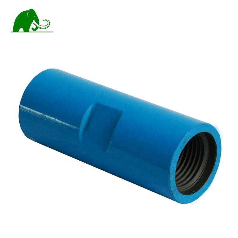 Drilling rod tube Box - Box Adapters
