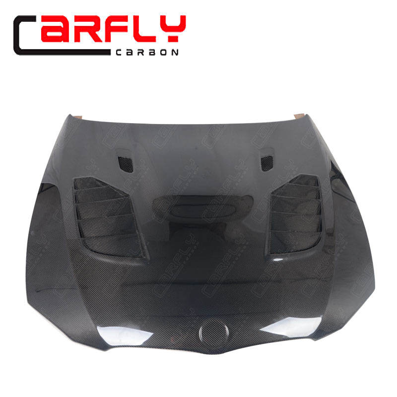 Hot sales Carbon fiber bonnet for BMW E92 M3 body kit