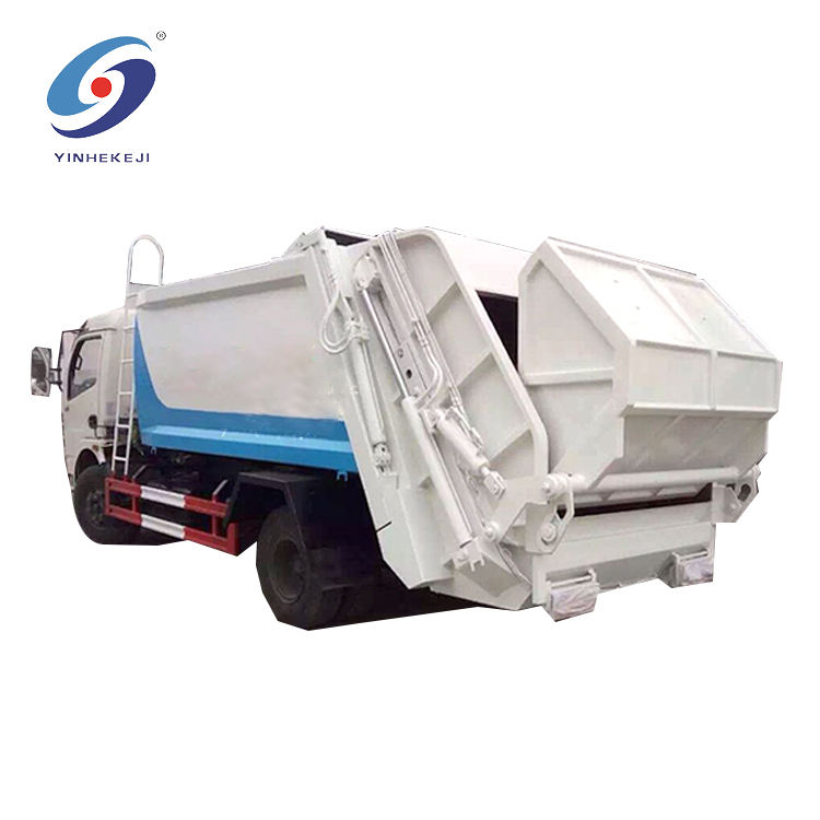 Cheapest Waste Refuse Collection Design Garbage Compactor Trucks for sale