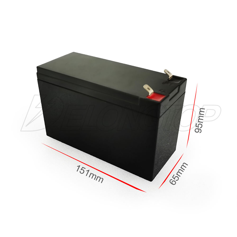 Battery Pack 12v Rechargeable Battery Lifepo4 12V 7Ah Battery Pack 32650 Lifepo4 Battery Cell