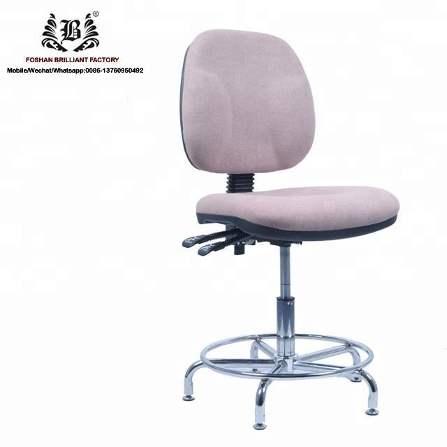 Sillas dễ dàng ergonomic thương mại giá gas lift cho ghế văn phòng BF-348