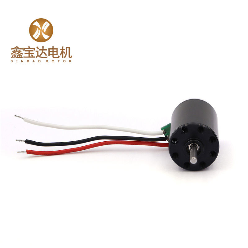 Dc motor high efficiency 12V coreless Brushless dc motor for Automation machine
