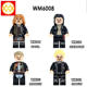 WM6008 The Lost Boys Movie Characters Marko Paul Dwayne David Building Blocks Bricks Educational Children Toys