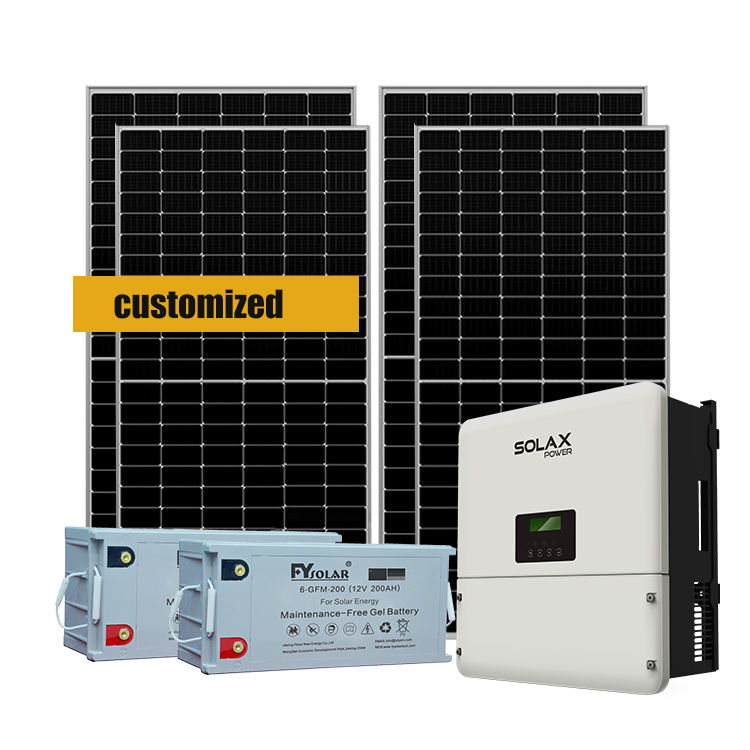 competitive factory price off grid 1000W 8kW 5kw 3KW photovoltaic systemr solar power system home