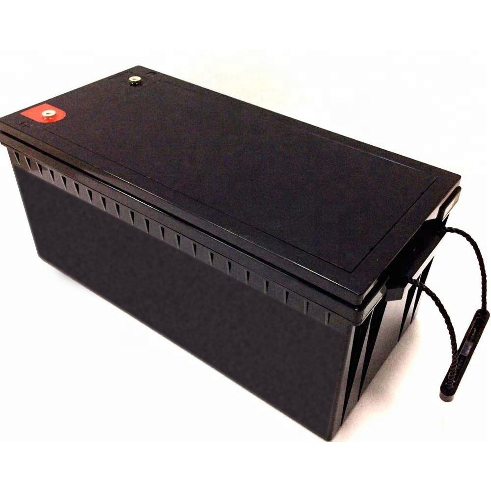 solar energy storage use batterie lithium ion 12v 200ah replacement lifepo4 battery pack