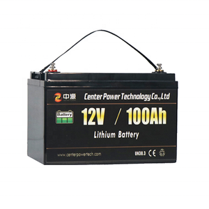Solar RV Marine 12V 100Ah 120Ah 200Ah LiFePO4 Lithium Ion Battery Lead acid replacement