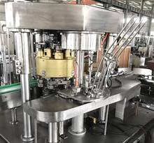 automatic tin can canning machine
