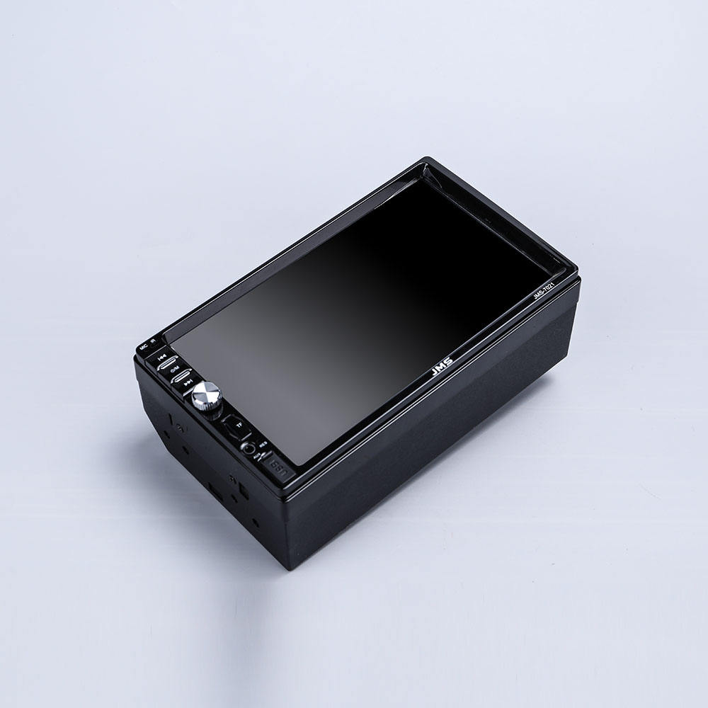 Touch screen 2din 7'' mp5 player car user manual car mp5 player kit 18 FM channels-enabled dvd car radio