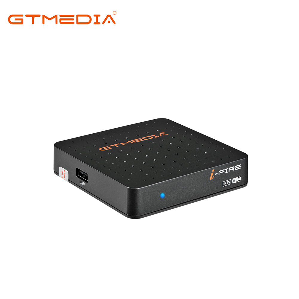 Iptv Box Gtmedia I-Fire Full Hd 1080P H.265 Ondersteuning Meerdere Accounts Import Via Usb-poort Ondersteuning Stalker iptv Xtream Iptv