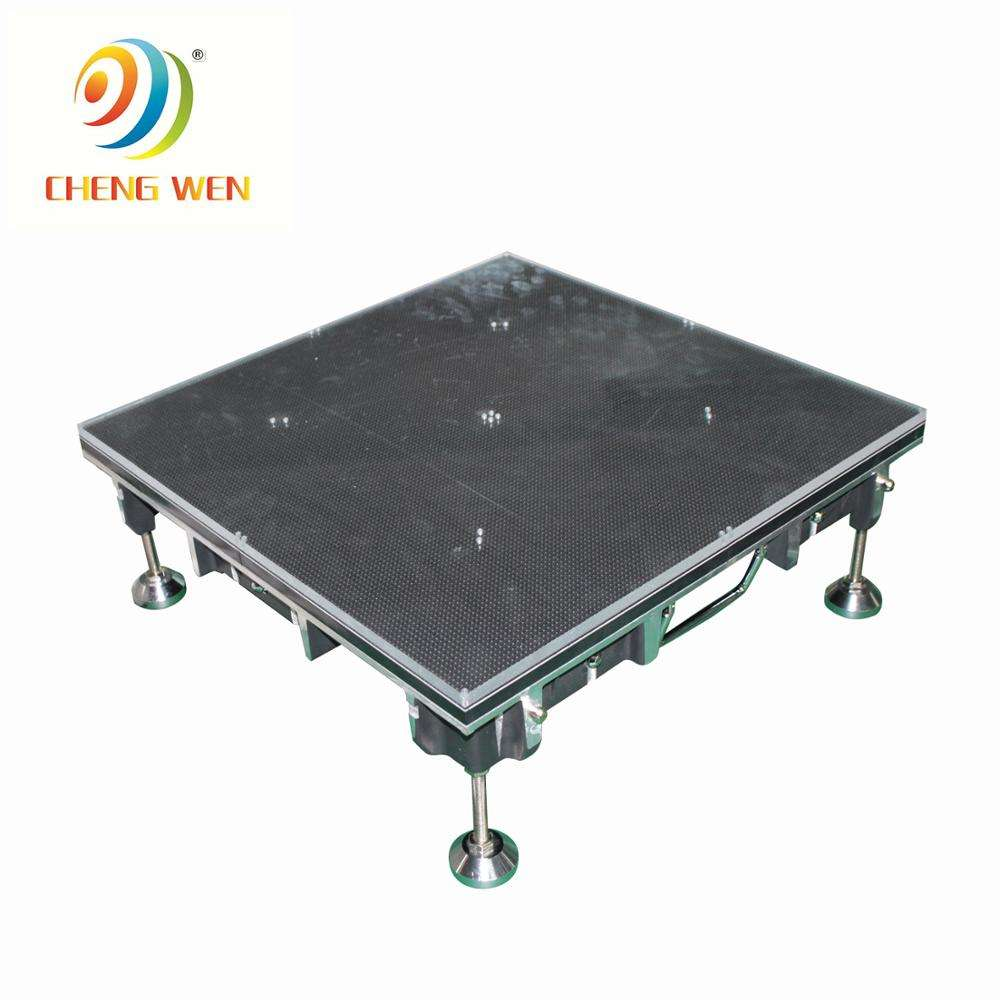 P3.91 P4.81 P5.95 full color interactive led video dance floor/screen/panel for outdoor and indoor