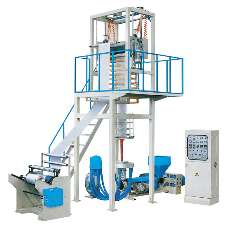 HERO High Speed ABA 3 2 Layer Mini HDPE LDPE PE Blown <span class=keywords><strong>Film</strong></span> Extruder Agriculture Polyethylene Plastic <span class=keywords><strong>Film</strong></span> Blowing Machine Price