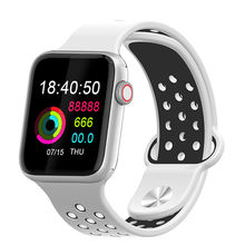 New Arrival Smartwatch Series 4 1:1 Watch 4 With Heart Rate Monitor Music Player Smart Watch For Iphone Smart Bracelet
