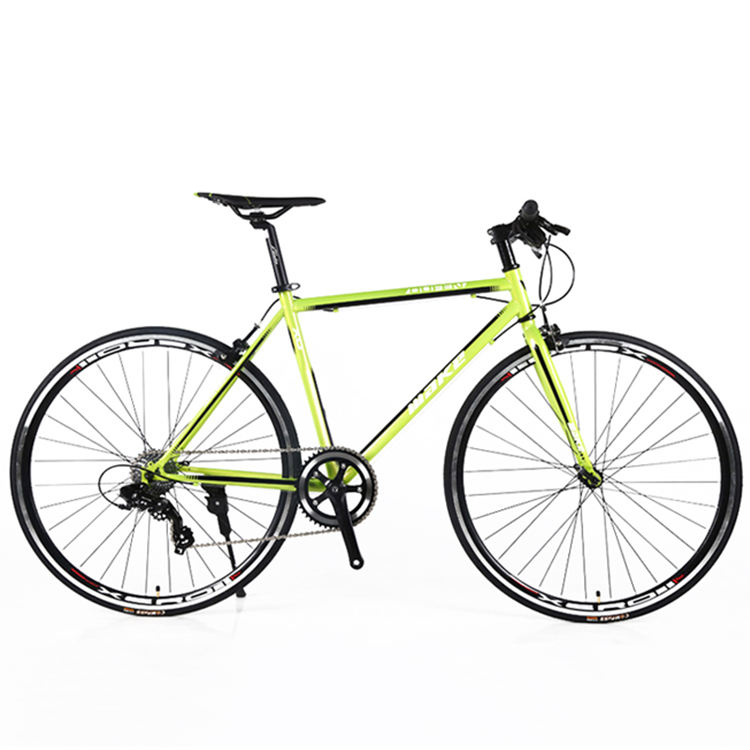 Wholesale Price Track Bike with Colourful Big rim /700C fixed gear bicycle/ rainbow color fixie bikes