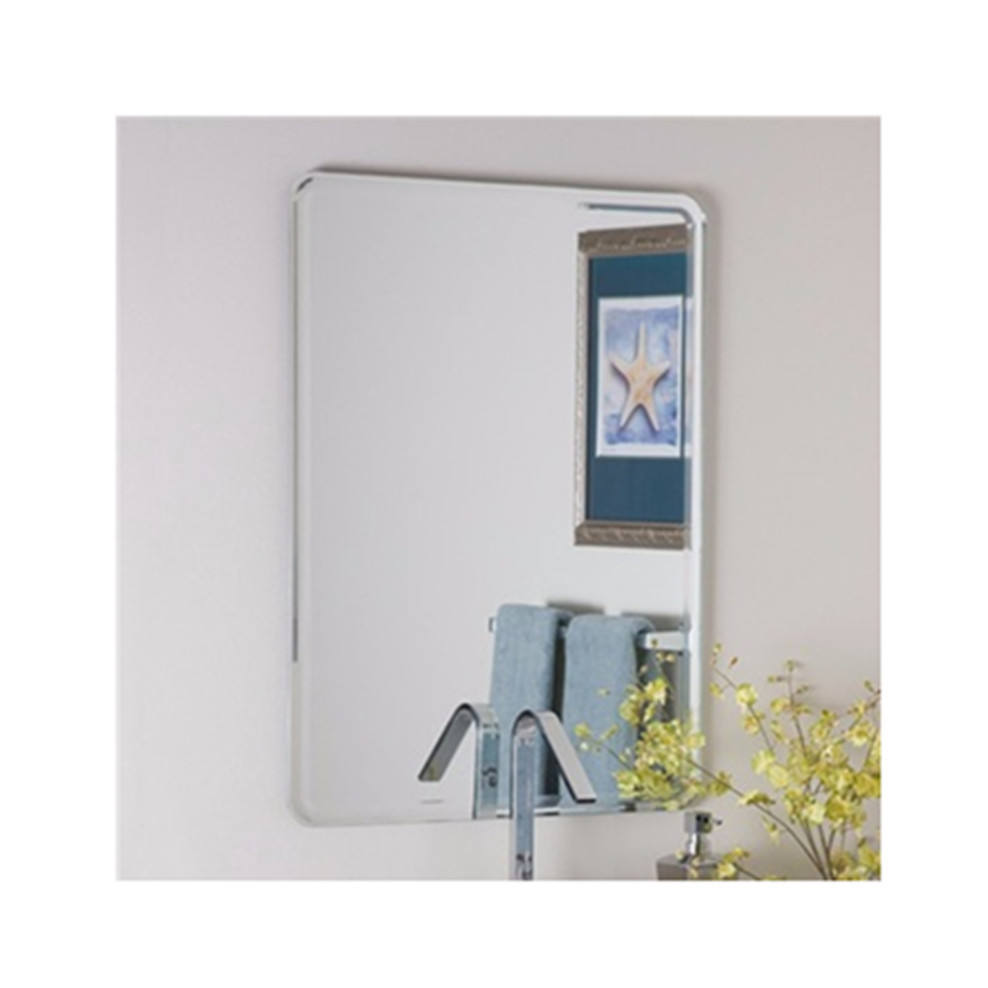 Tempered Glass Mirror Unit Meter Price for wall building glass