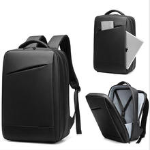 New Custom Large Capacity Laptop Backpack USB Charging Student School Bag
