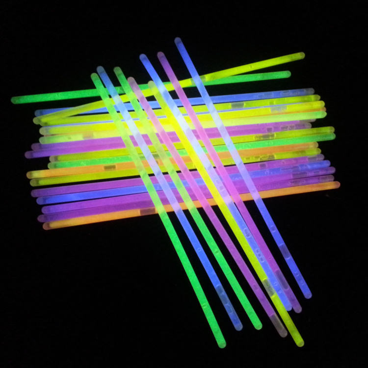 2020 party decoration light stick LED lights concert festival supplies Fluorescent bracelet