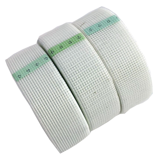8x8 60g drywall joints self-adhesive fiberglass mesh tape for India