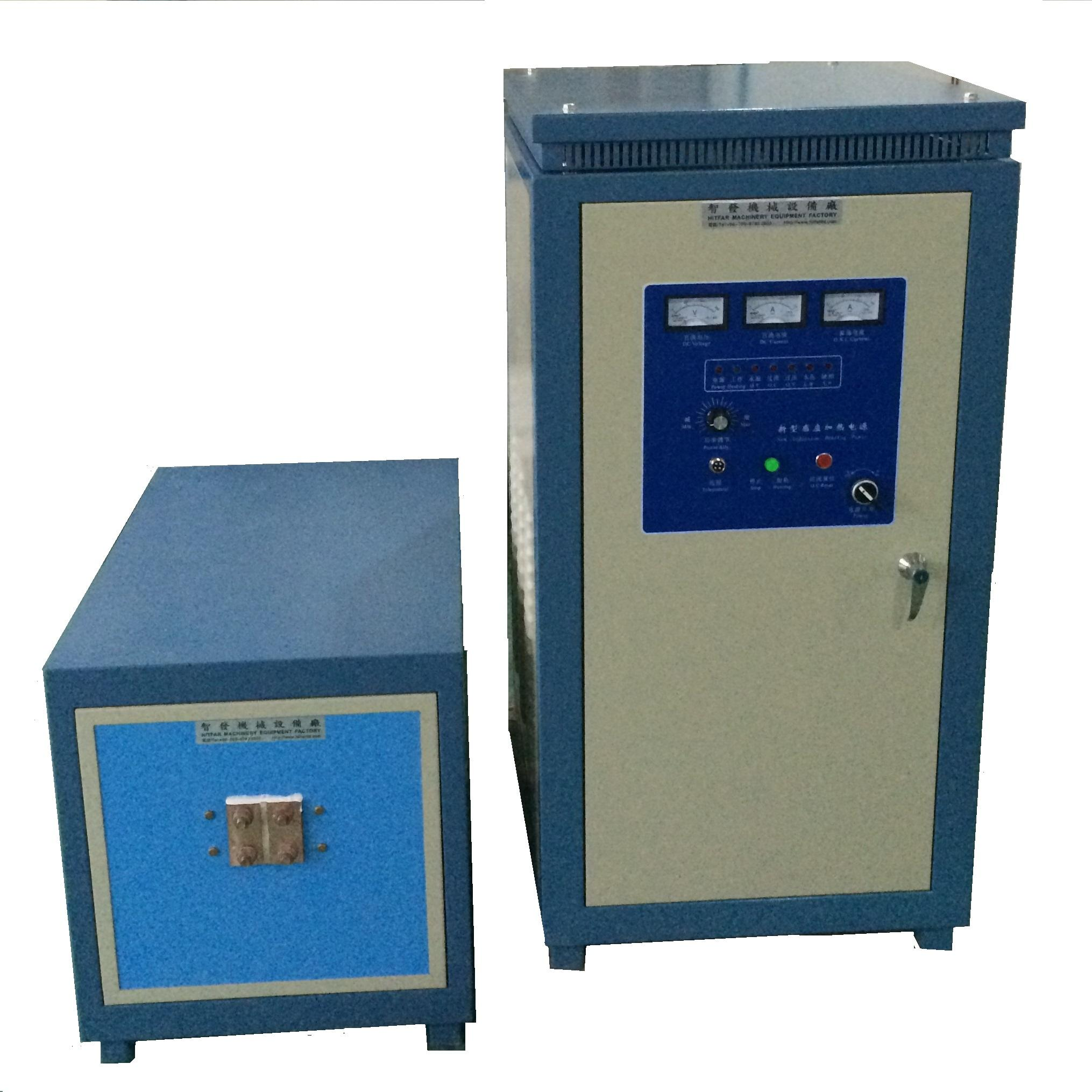 ZG-SF120 120KW High Frequency Induction Hardening Furnace for hardening gears/bearings