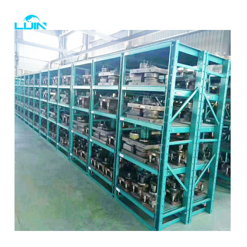 Multi functional Mould Racking Systems Metal Storage Heaby Duty Shelves Mold Storage Racks