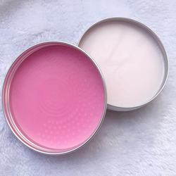 Private Label Makeup Brush Cleaner Soap Tin Box Wholesale Make up Brush soap Cleaning Customize Color Scent