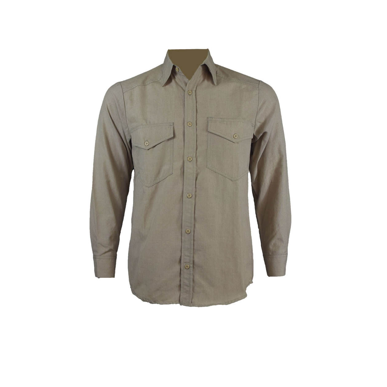 OEM Customized Aramid Inherent flame resistant Multicolor shirt with CE certified