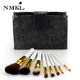 8pcs Best Makeup Brush Set Vegan Brushes Face Accessories Professional Hair Packaging Box Lady S Kits Eyebrow Private Label