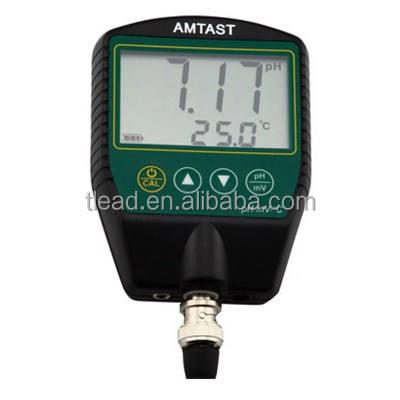 <span class=keywords><strong>Haccp</strong></span> compatível medidor de pH para carne, Queijo AMT16M