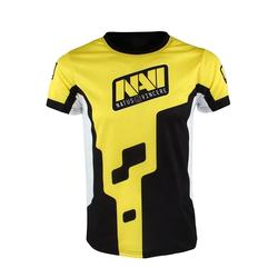 Men E-sports Wear Jersey Team Uniforms Quick-drying 100% Polyester Sublimation Printing Fitness Sports T Shirts