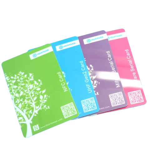 Business Card/Email/URL/Wifi Encoding NTAG213 NFC Card