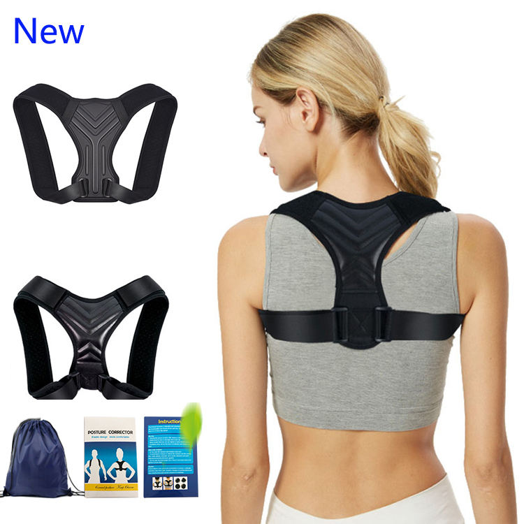 New Style Premium Back Support Brace & Posture Corrector for Men & Women