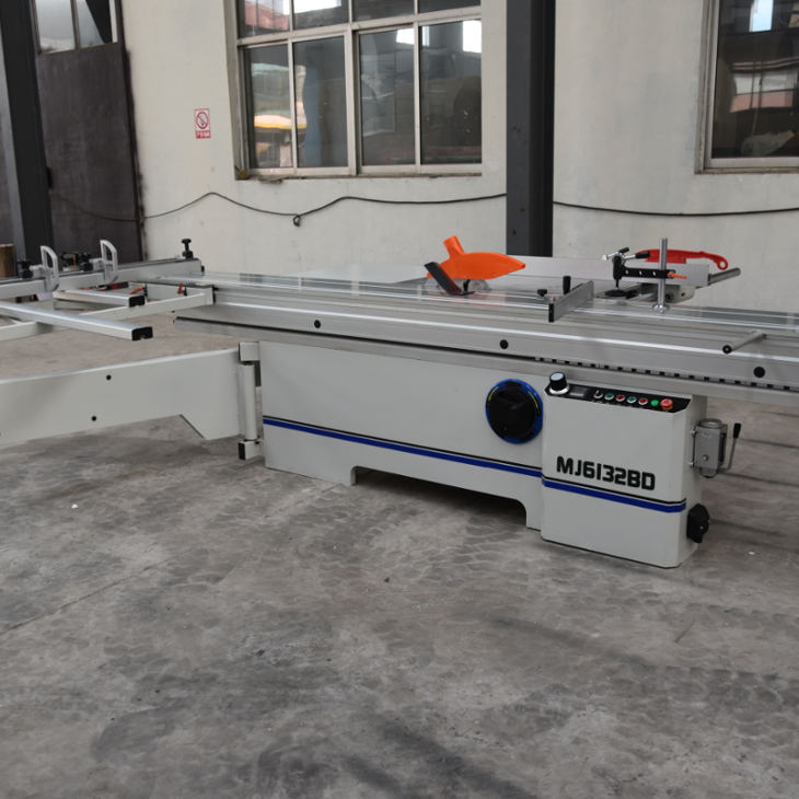 Sliding table precision panel saw machine industrial wood saws