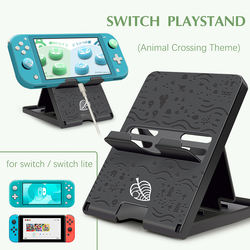 Factory Wholesale Adjustable Foldable Play Stand  Gaming Bracket for Nintendo Switch Accessories