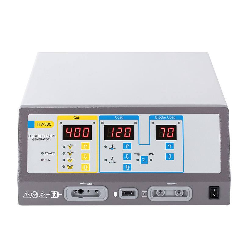 400W High Frequency Electrosurgical Generator ESU Surgical Cautery Unit Machine for Hospital