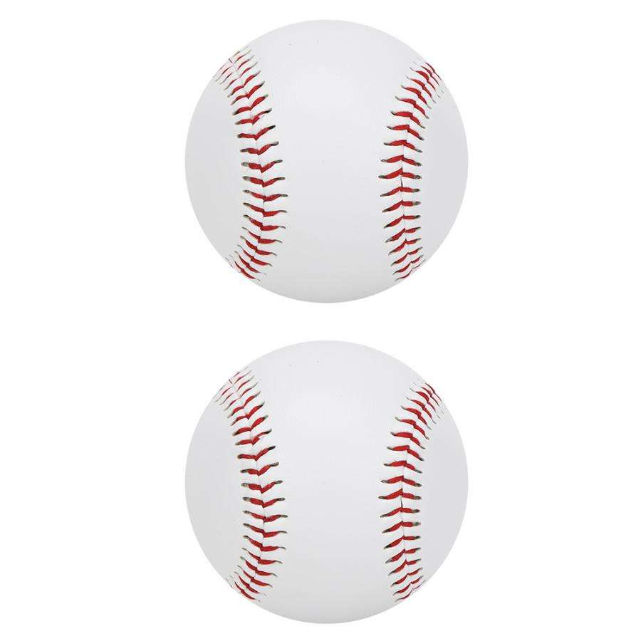 Professional League Standard leather baseballs Custom Logos Training Sports Outdoor Softball Baseball for sale