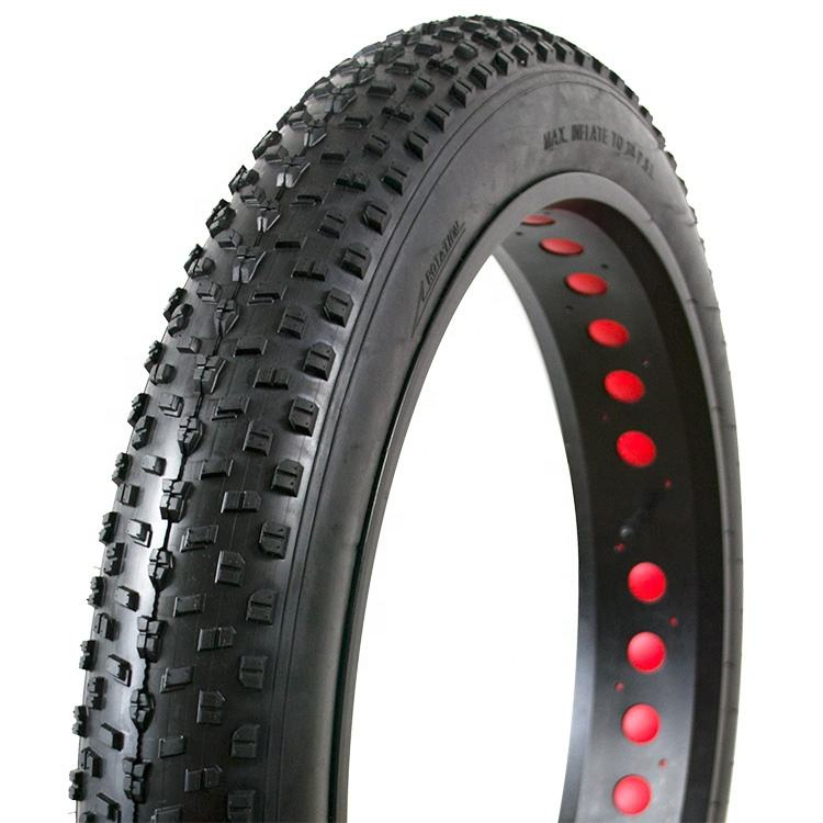 Vee Tire 20x4.0 Mission Command Junior Skinwall Fat Tire Folding 1 or 2 Tyres