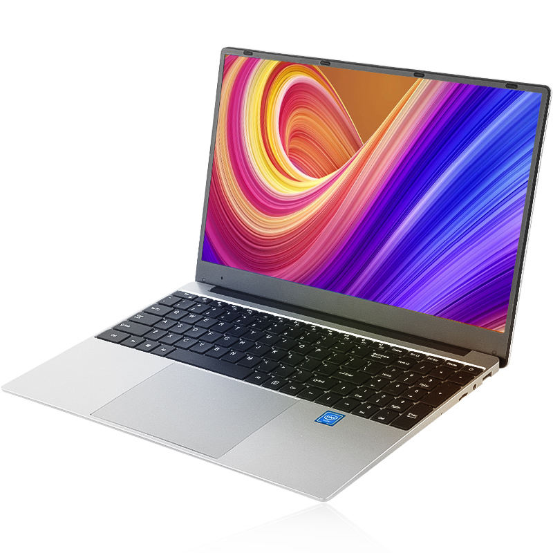 Newest DDR4 15.6 Inch Ultrabook Laptop i7 8550U i5 8250U Quad Core UltraSlim Laptop Computer Bluetooth WiFi Backlit Keyboard