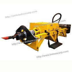 Horizontal pipe jacking Auger Boring Machine